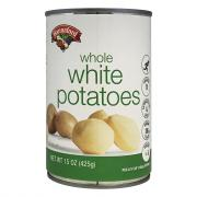 Hannaford Whole White Potatoes