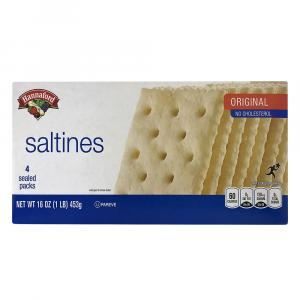 Hannaford Saltine Crackers
