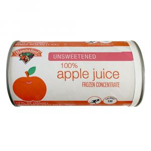 Hannaford Unsweetened Apple Juice Concentrate