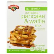 Hannaford Buttermilk Complete Pancake Mix