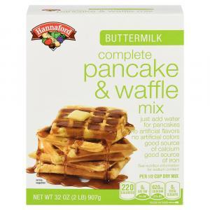 Hannaford Buttermilk Complete Pancake Mix