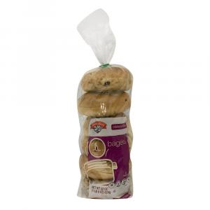 Hannaford Cinnamon Raisin Bagels