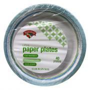 "Hannaford 10 1/16"" Ultra Paper Plates"