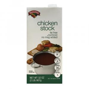 Hannaford Chicken Stock