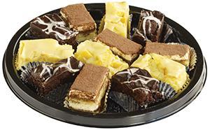 Decadent Dessert Squares Platter