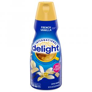 International Delight French Vanilla Non-Dairy Creamer