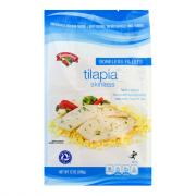 Hannaford Tilapia Fillets