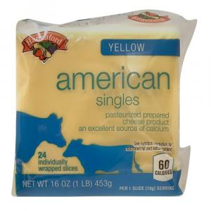 Hannaford Yellow American Cheese Product Slices