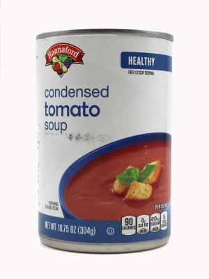 Hannaford Healthy Condensed Tomato Soup