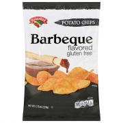 Hannaford Barbeque Potato Chips