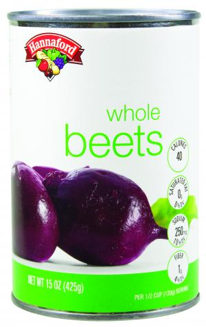 Hannaford Whole Beets