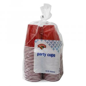 Hannaford 18 Oz. Color Party Cups