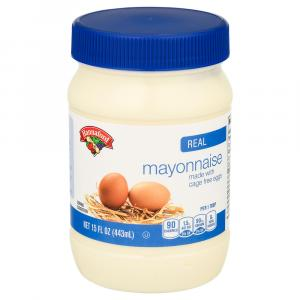 Hannaford Real Cage Free Eggs Mayonnaise