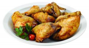8-piece Baked Chicken - Hot