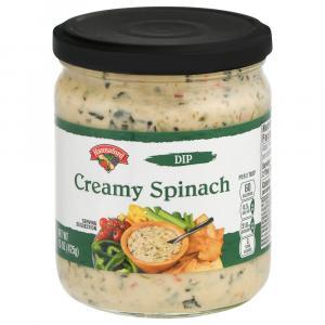 Hannaford Creamy Spinach Dip