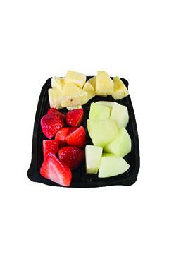 Pineapple, Strawberry & Honeydew Tri-pack