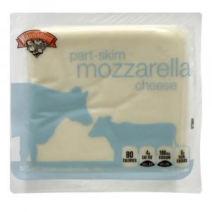 Hannaford Part-skim Mozzarella Chunk Cheese