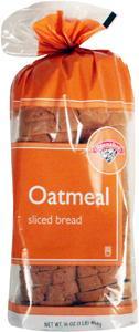 Hannaford Oatmeal Bread