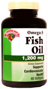 Hannaford Extra Strength Fish Oil Concentrate