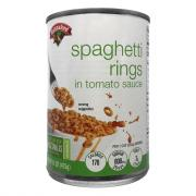 Hannaford O'Rings w/Tomato Sauce