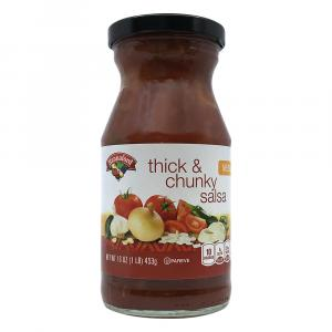 Hannaford Thick & Chunky Medium Salsa