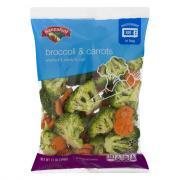 Hannaford Broccoli and Carrots