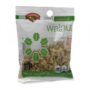 Hannaford Chopped Walnuts