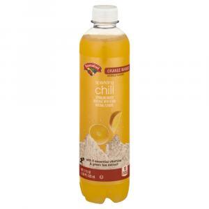 Hannaford Sparkling Chill Orange Mango Sparkling Water