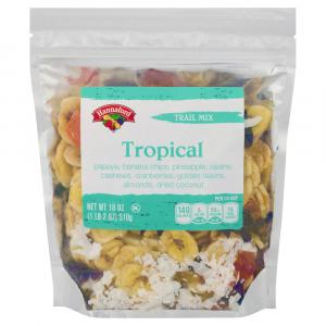 Hannaford Tropical Trail Mix