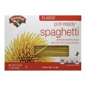 Hannaford Pot Ready Spaghetti