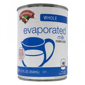 Hannaford Evaporated Milk