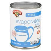 Hannaford Evaporated Milk