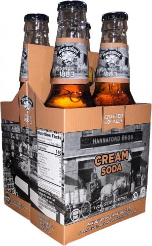 Hannaford Cream Soda
