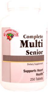 Hannaford Complete Multivitamins Senior