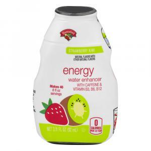 Hannaford Strawberry Kiwi Replenish Water Enhancer