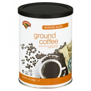 Hannaford Morning Blend Ground Coffee