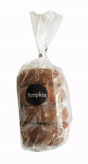 Hannaford Pumpkin Sugared Donuts