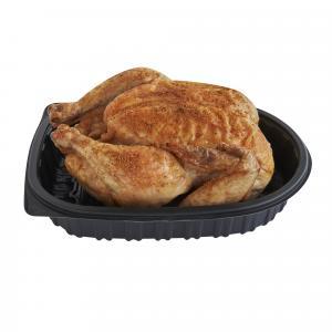 Plainville Natural Rotisserie Turkey Hot