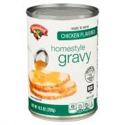 Hannaford Chicken Gravy
