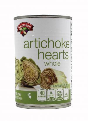 Hannaford Whole Artichoke Hearts