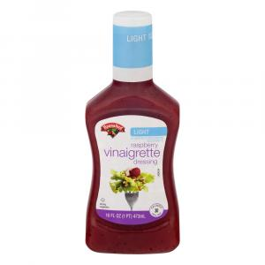 Hannaford Light Raspberry Vinaigrette Dressing
