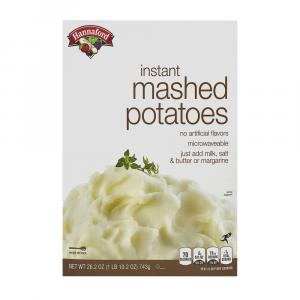 Hannaford Instant Mashed Potatoes
