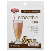 Hannaford Chocolate Banana Smoothie Mix