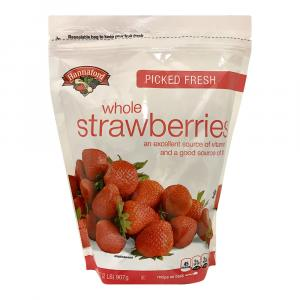 Hannaford Whole Strawberries