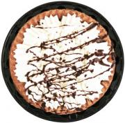 "Hannaford 8"" Chocolate Creme Pie"