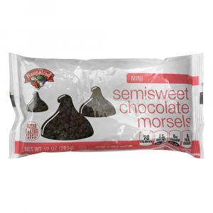 Hannaford Mini Semi Sweet Chocolate Morsels