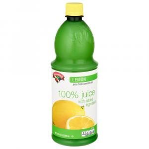 Hannaford Lemon Juice