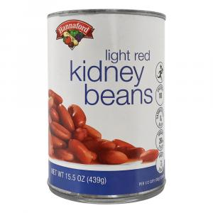 Hannaford Light Red Kidney Beans