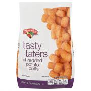 Hannaford Tasty Taters Shredded Potato Puffs