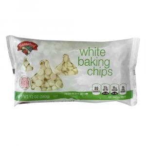 Hannaford White Baking Chips